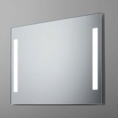Veidrodis su LED apšvietimu Ruke Duoline (dydžių pasirinkimas)