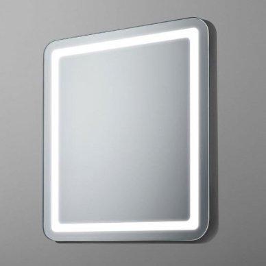 Veidrodis su LED apšvietimu Ruke Frame (dydžių pasirinkimas)