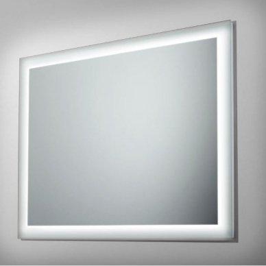 Veidrodis su LED apšvietimu Ruke Ring (dydžių pasirinkimas)