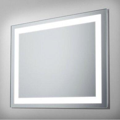 Veidrodis su LED apšvietimu Ruke Ring 2 (dydžių pasirinkimas)