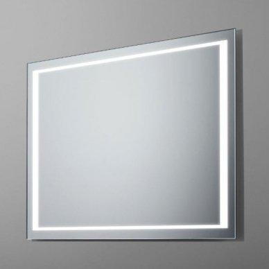 Veidrodis su LED apšvietimu Ruke Window (dydžių pasirinkimas)