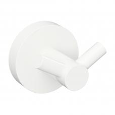 Dvigubas baltos spalvos kabliukas Bemeta White