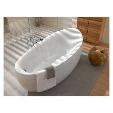 Villeroy&Boch laisvai pastatoma vonia Aveo iš Quaryl medžiagos