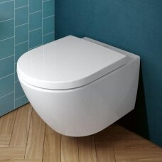 Villeroy&Boch Subway 3.0 Twist-Flush C+ danga pakabinamas klozetas su soft close dangčiu