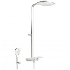 Virštinkinė termostatinė dušo sistema Oras Esteta Wellfit 7592-11