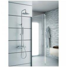 Virštinkinė termostatinė dušo sistema Paffoni Light