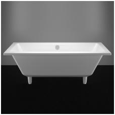 Vispool vonia Nordica 1600x750 mm iš Marmoryl medžiagos