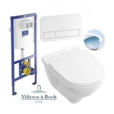 Villeroy & Boch O.Novo DirectFlush WC komplektas