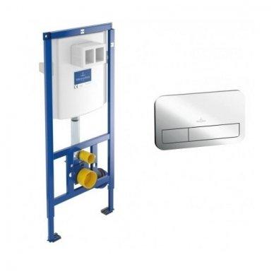 Villeroy & Boch Viconnect E200 WC potinkinis rėmas 2 in 1