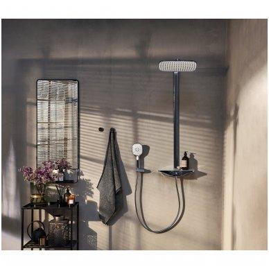 Virštinkinė termostatinė dušo sistema Oras Esteta Wellfit 7592-11 3