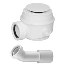 Vonios sifonas be persipylimo Omnires WB01X BI