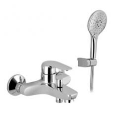 Vonios/dušo maišytuvas su rankiniu dušu Alpi City Plus