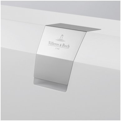 Villeroy & Boch vonia iš Quaryl medžiagos Squaro Edge 12 170x75 3