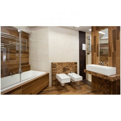 Vonios sienelė Omnires QP97B 7