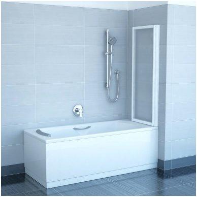 Vonios sienelė Ravak VS2 105 2