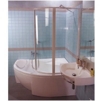 Vonios sienelė Ravak VSK2 Rosa 2
