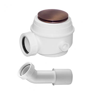 Vonios sifonas be persipylimo WB01XORB (sendinto vario spalvos)