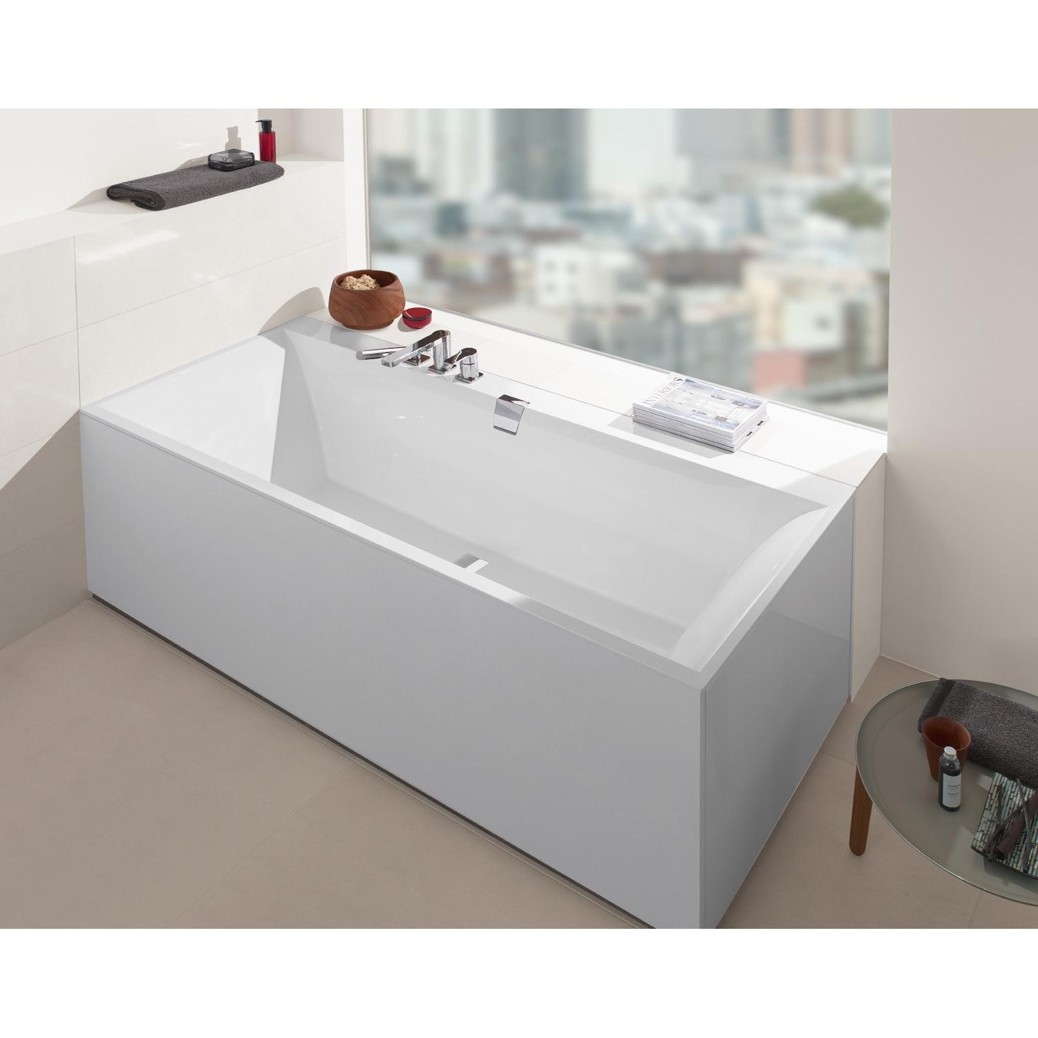 vonia i quaryl med iagos villeroy boch squaro edge 12 170zx75 akrilin s vonios vonios. Black Bedroom Furniture Sets. Home Design Ideas