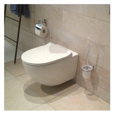 WC rėmo Grohe Fresh ir klozeto Vitra Sento Rim-Ex komplektas 4
