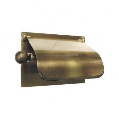 Windsor tualetinio popieriaus laikiklis su stogeliu