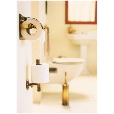 Windsor tualetinio popieriaus laikiklis su stogeliu 2